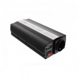 POWER INVERTER 600W Well 12V DC TO 220V AC PSUP-INV/U-12V600W/02-WL